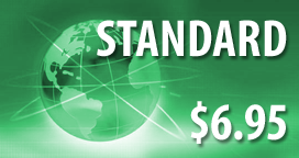 Sedona Global Standard Hosting Plan - $6.95